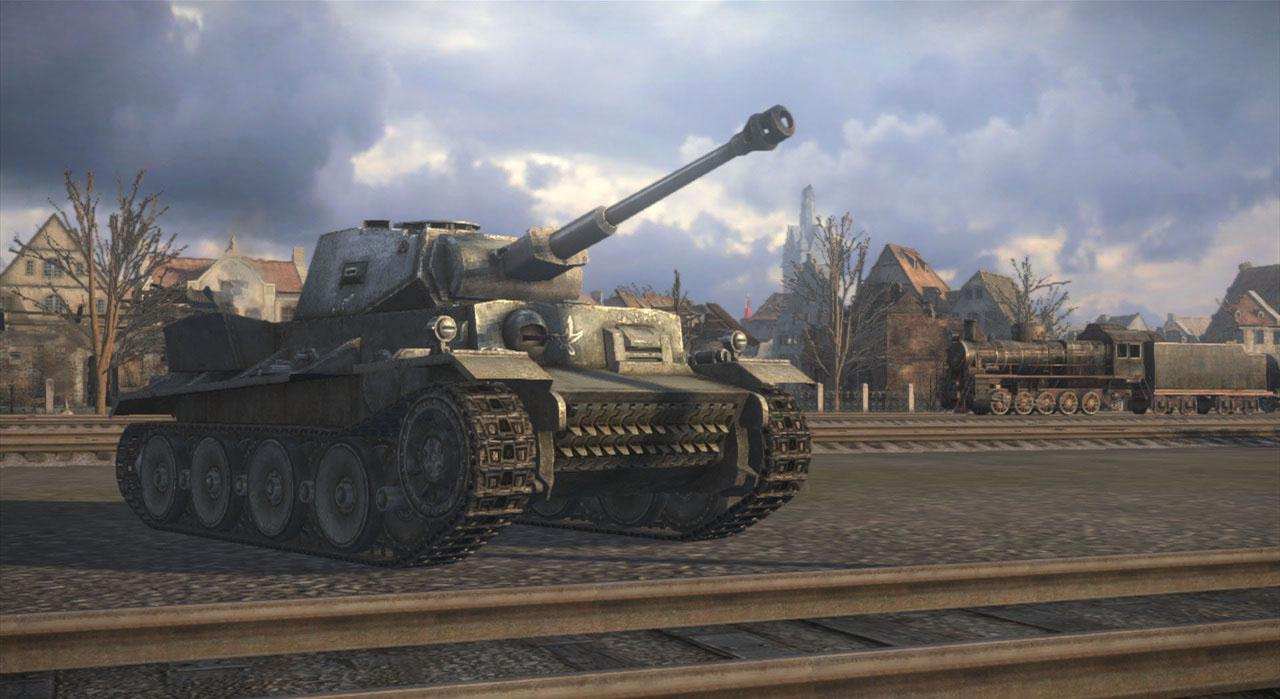 World of Tanks llegará a Xbox One en 2015