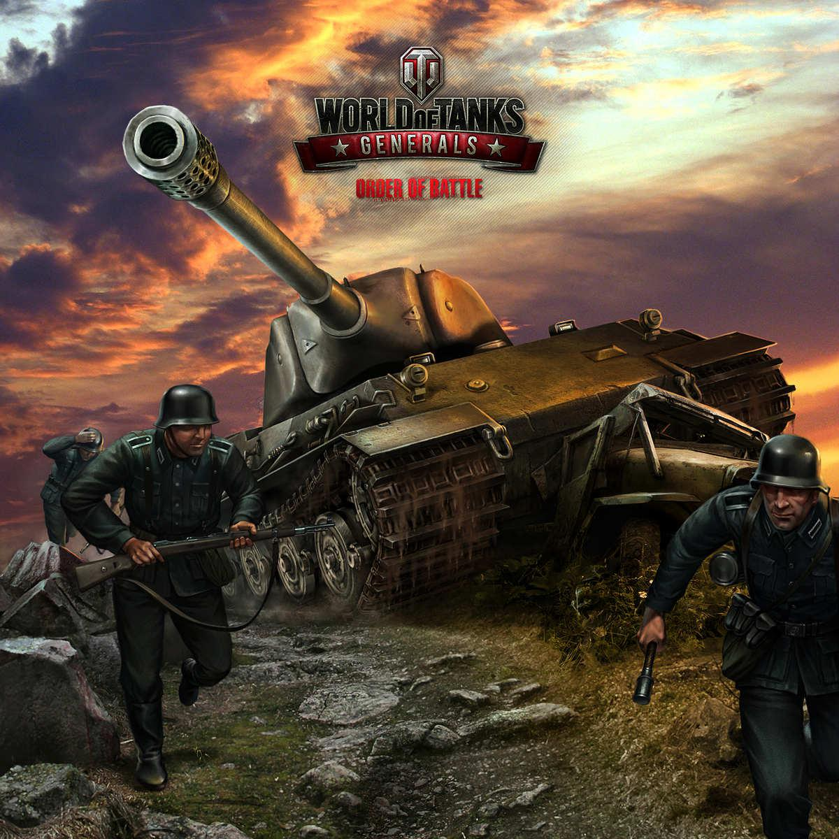 Códigos para la beta cerrada de World of Tanks Generals
