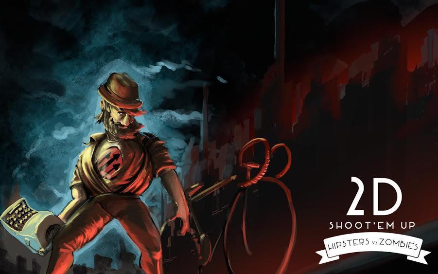 Hipsters Vs Zombies Juego Espanol En Kickstarter Meristation