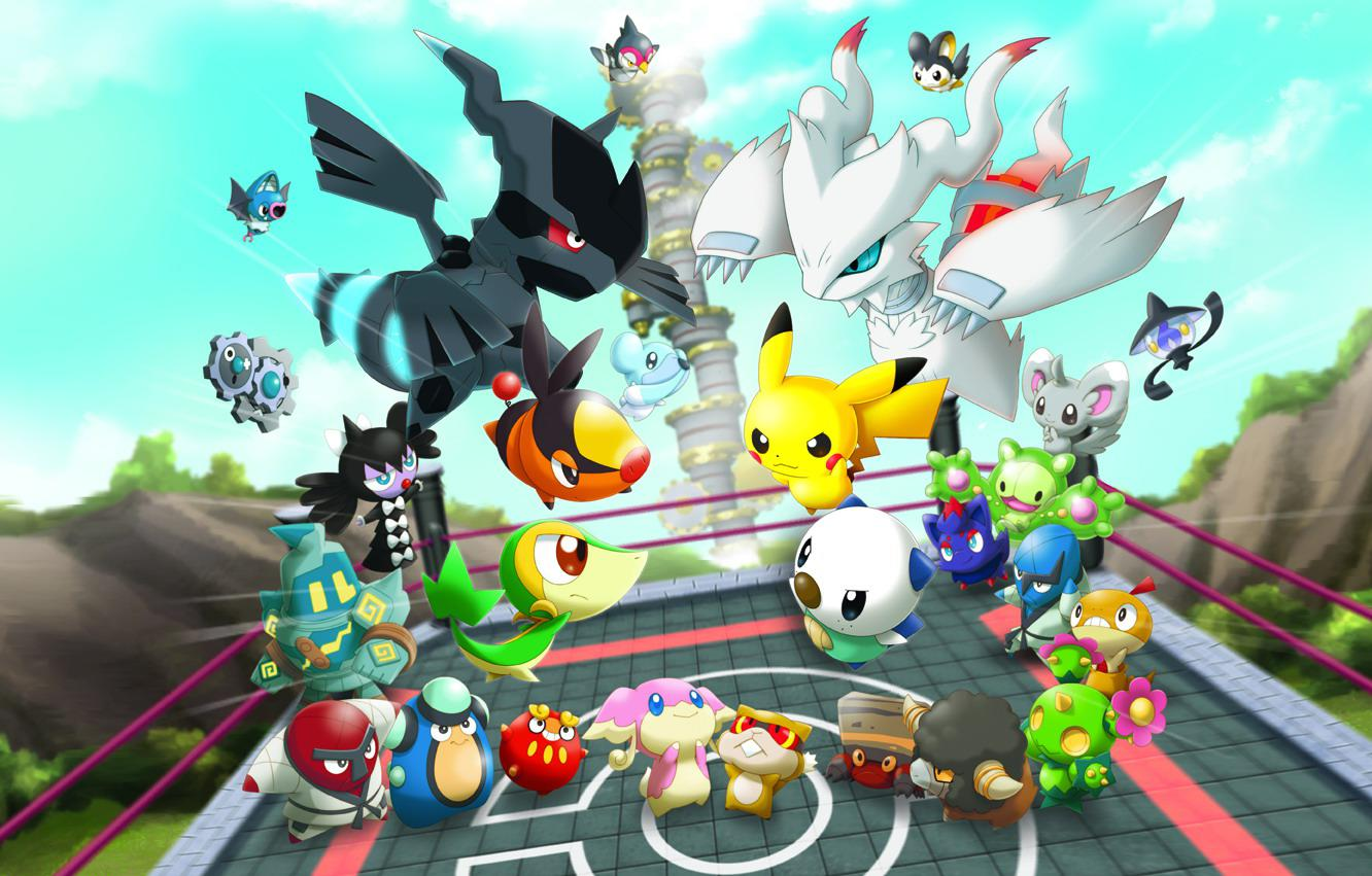 Pokemon Rumble World Disponible Gratis En Nintendo 3ds Meristation
