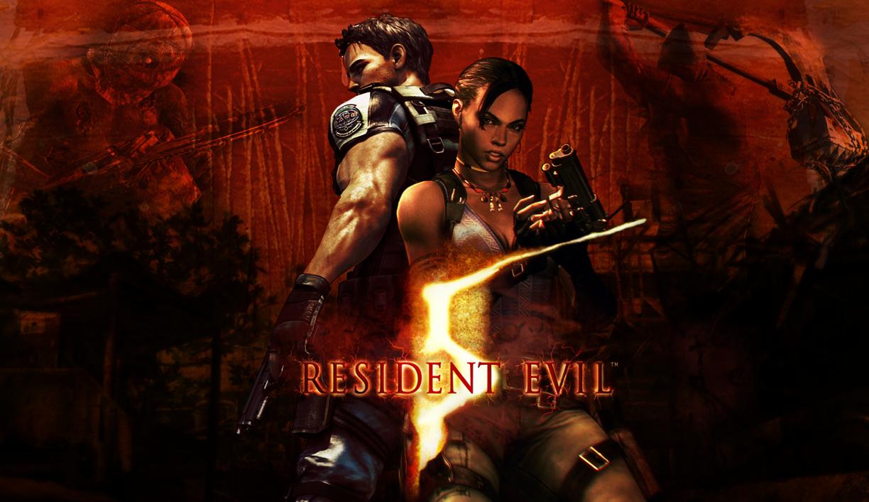 Capcom Quita La Pantalla Partida Y El Co Op Local De Resident Evil 5