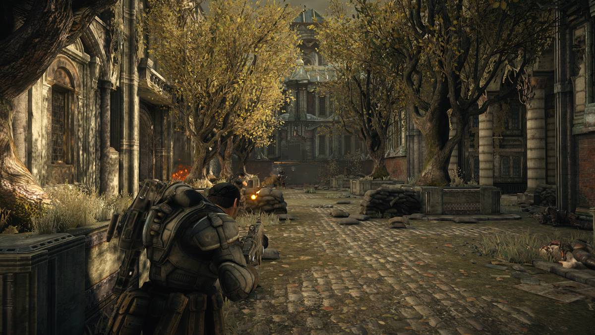 Gears of War Ultimate Edition - Videojuegos - Meristation
