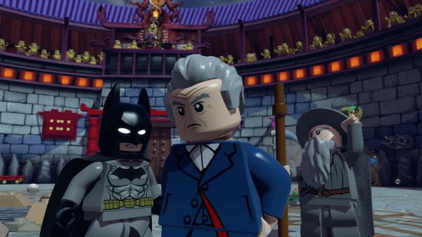 Vídeo: Doctor Who se suma a LEGO Dimensions