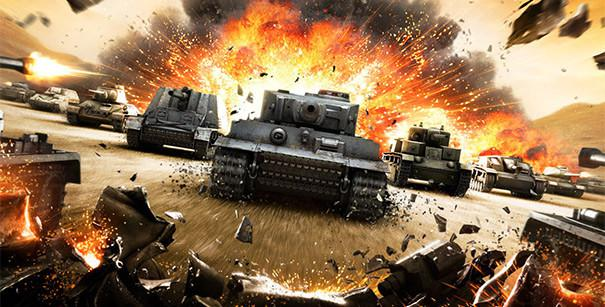 Prepárate esta semana para la beta de World of Tanks en Xbox One