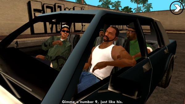 Grand Theft Auto: San Andreas HD - Videojuegos - Meristation