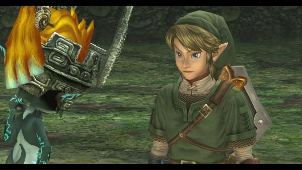The Legend of Zelda Twilight Princess: Wii vs Wii U