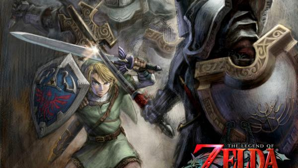 Así se ve The Legend of Zelda: Twilight Princess HD