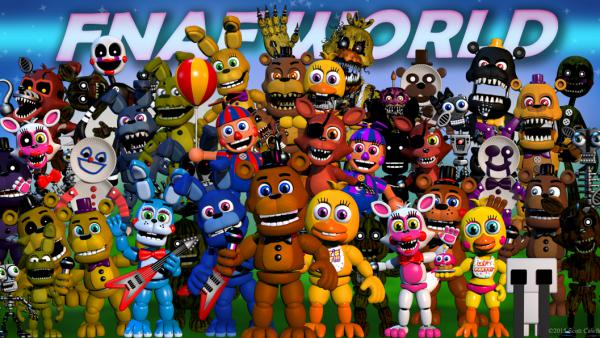 Five Nights at Freddy's World vuelve y puede descargarse gratis