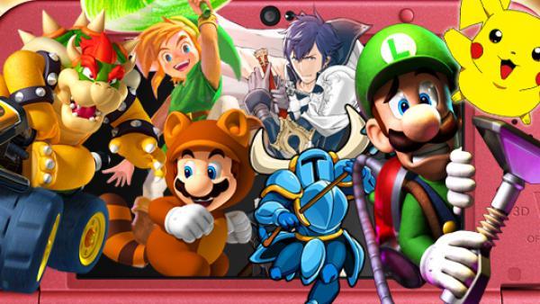 Los 12 Mejores Juegos De Nintendo 3ds Meristation