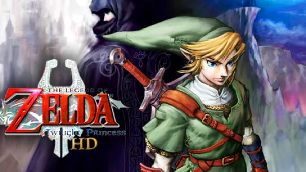 The Legend Zelda: Twilight Princess HD en directo