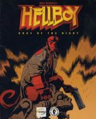 Carátula de Hellboy: Dogs of the Night