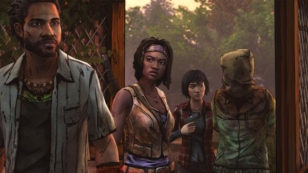 The Walking Dead Michonne fecha su último capítulo