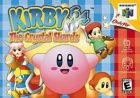 Carátula de Kirby 64: The Crystal Shards