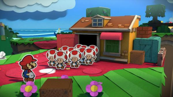 Paper Mario: Color Splash te hará llorar