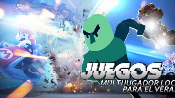 Juegos Multijugador Local Para El Verano Meristation