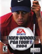 Carátula de Tiger Woods PGA Tour 2004