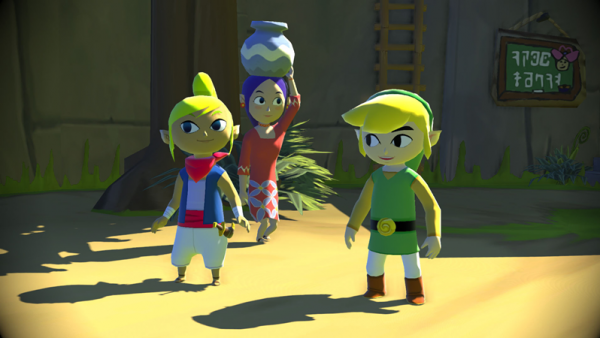 Descubren un secreto para The Legend of Zelda: The Wind Waker 14 años después