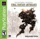 Carátula de Final Fantasy Anthology