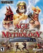 Carátula de Age of Mythology