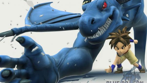 Blue Dragon ya es retrocompatible Xbox One