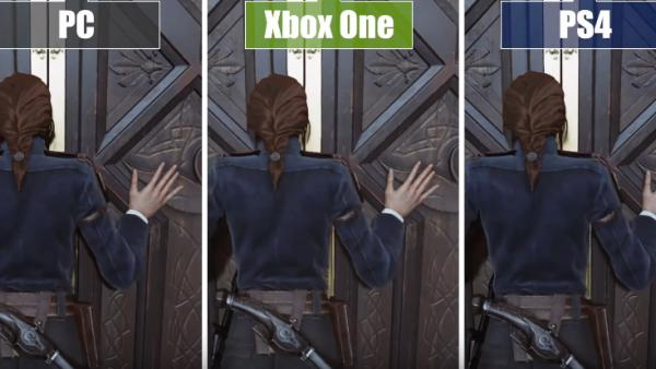 Dishonored 2: Comparativa gráfica PC vs PS4 vs Xbox One