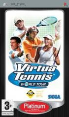 Carátula de Virtua Tennis: World Tour