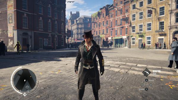 Assassin S Creed Syndicate Anade Soporte Para Ps4 Pro Meristation