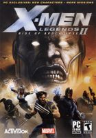 Carátula de X-Men Legends II: Rise of Apocalypse