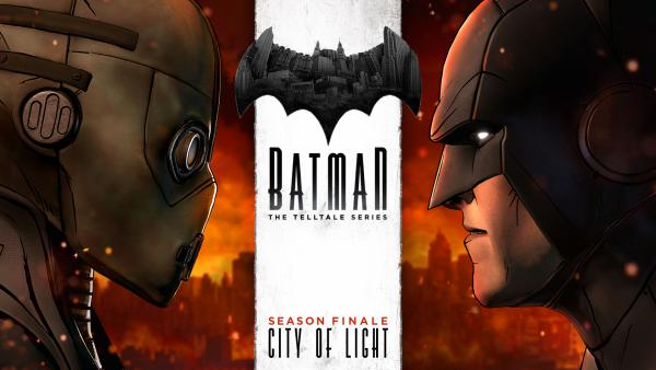 El último episodio de Batman de Telltale, City of Light, ya tiene fecha