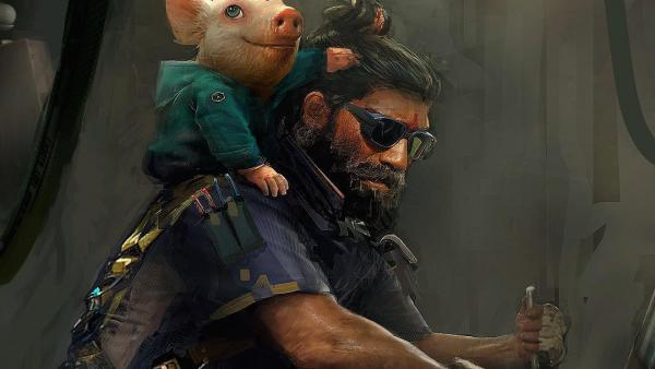 Beyond Good & Evil 2, ¿exclusivo de Nintendo Switch?