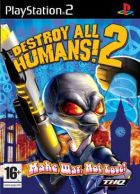 Carátula de Destroy All Humans! 2