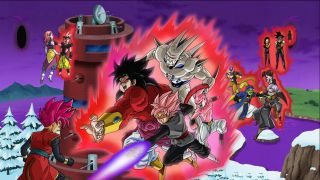 Imágenes de Dragon Ball Heroes: Ultimate Mission X