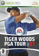 Carátula de Tiger Woods PGA Tour 07