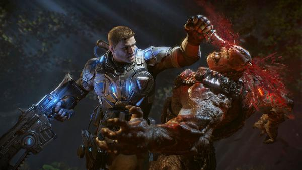 Gears of War 4 une a los jugadores de Xbox One y PC