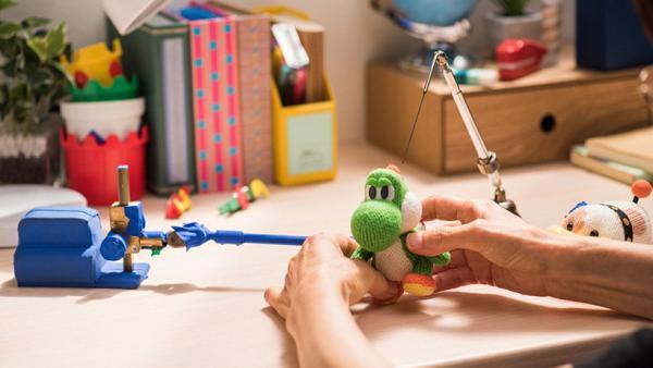Análisis Poochy & Yoshi's Woolly World para Nintendo 3DS