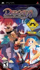 Carátula de Disgaea: Afternoon of Darkness