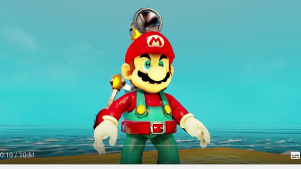 Mario Sunshine - Videojuegos - Meristation