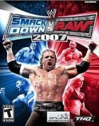 Carátula de WWE SmackDown! vs. RAW 2007