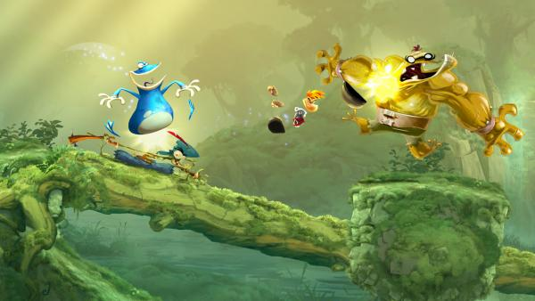 Rayman Legends tendrá funciones únicas en Switch
