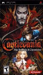 Carátula de Castlevania: The Dracula X Chronicles