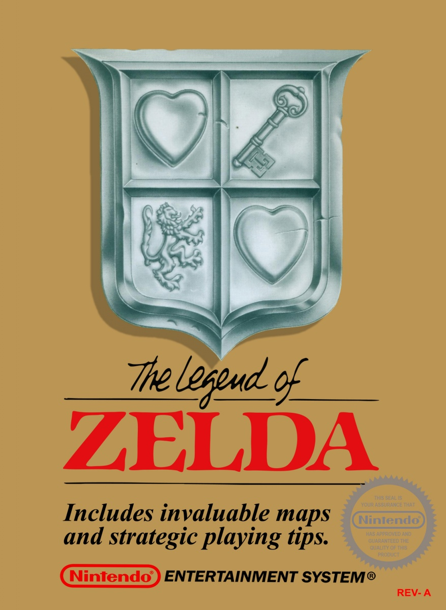 Galeria 30 Anos De Portadas De The Legend Of Zelda Meristation
