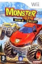 Carátula de Monster 4x4 World Circuit