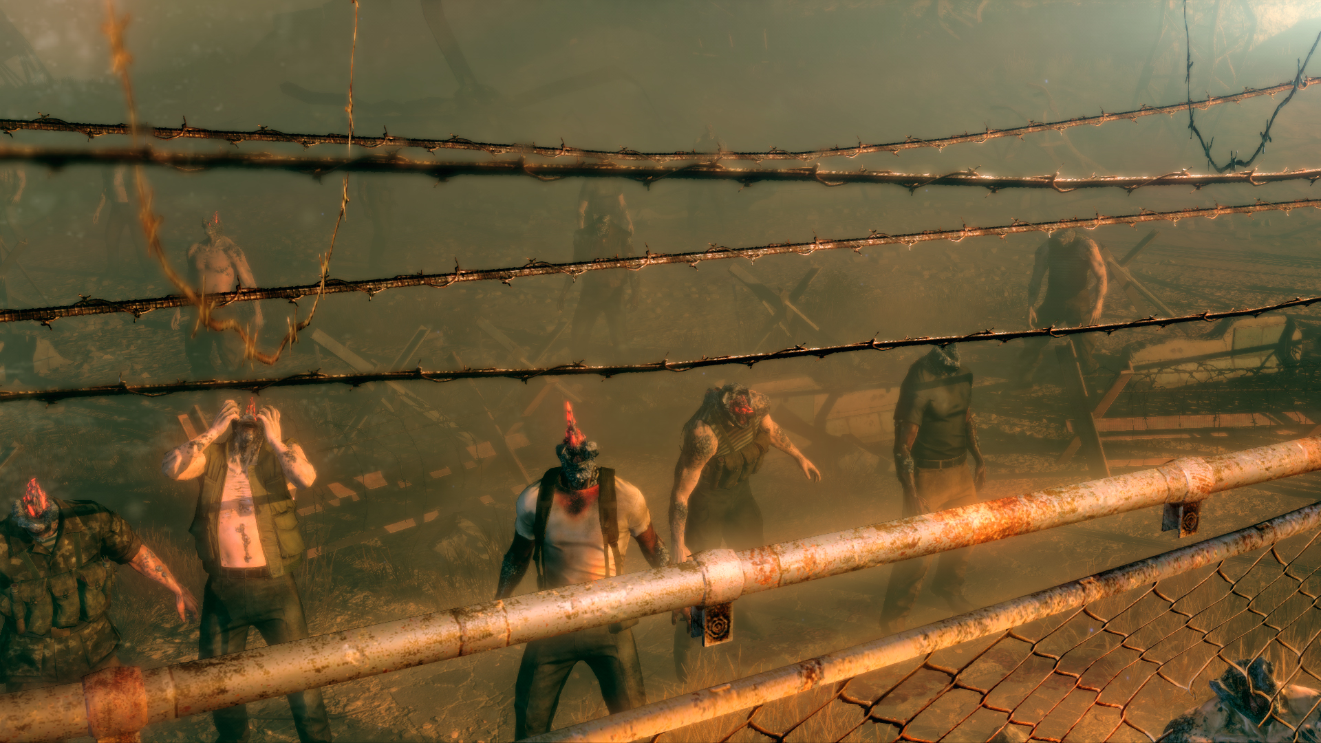 La beta de Metal Gear Survive llega a PC