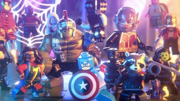 Lego Marvel Super Heroes 2 La Ambiciosa Secuela De Tt Games