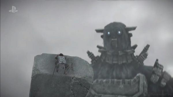 Shadow of the Colossus tendrá remake en PS4