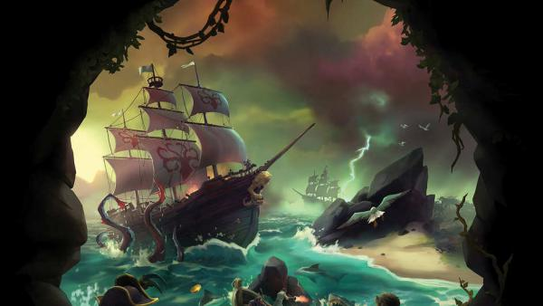 Sea of Thieves, Avance