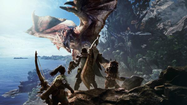 Monster Hunter World correrá a 30FPS en PS4 y Xbox One