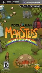 Carátula de PixelJunk Monsters Deluxe