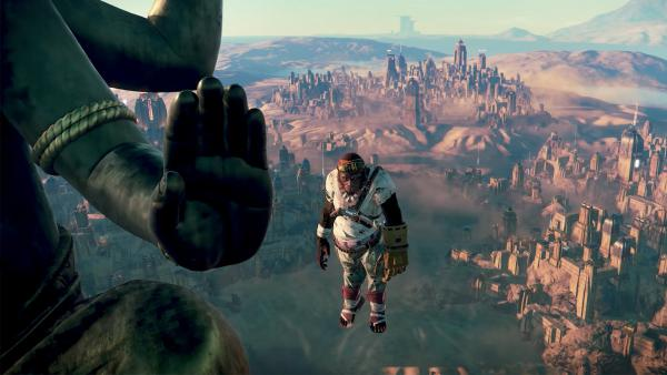"Beyond Good and Evil 2 será""como un GTA en el espacio"""