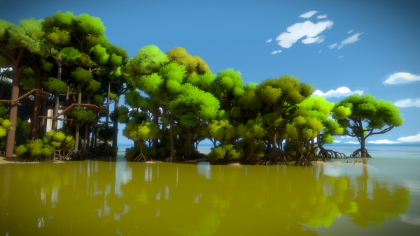 Jonathan Blow no planea The Witness para Nintendo Switch